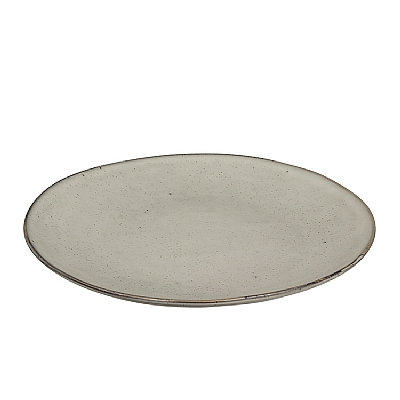 broste copenhagen nordic sand dinner plate. Black Bedroom Furniture Sets. Home Design Ideas