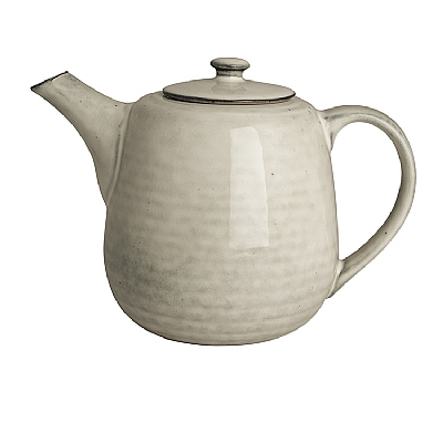 broste copenhagen nordic sand teapot. Black Bedroom Furniture Sets. Home Design Ideas