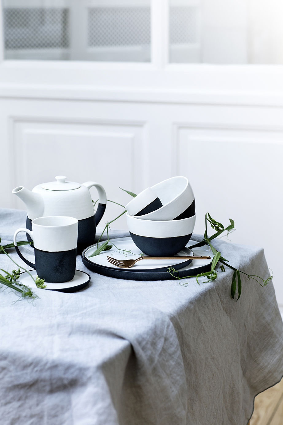 shop for broste copenhagen esrum tableware range at. Black Bedroom Furniture Sets. Home Design Ideas