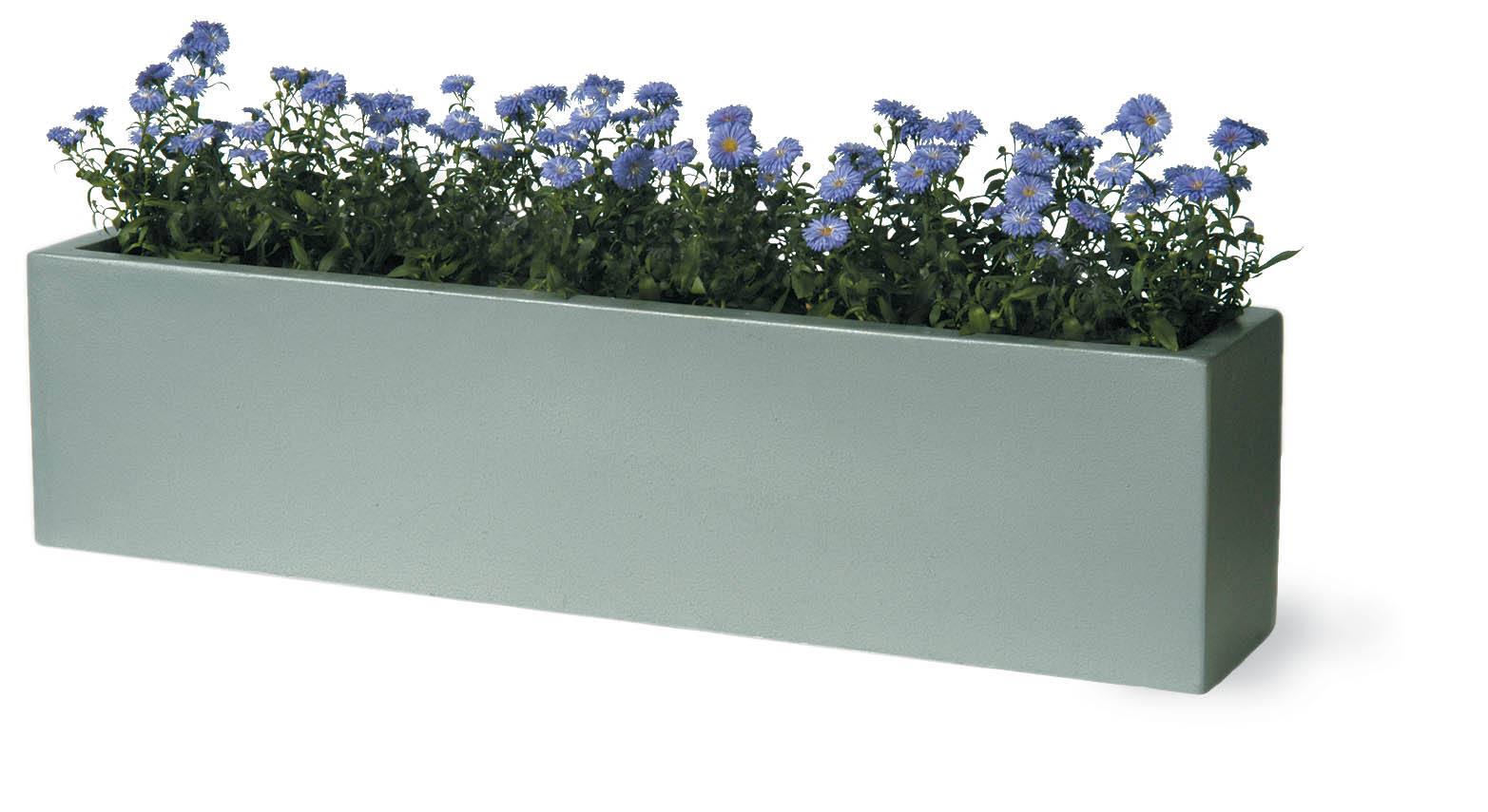 lightweight contemporary window box in 3 sizes