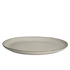 Broste Copenhagen Nordic Sand Oval Platter